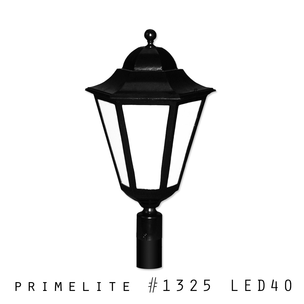 Street Light #1325-LED40