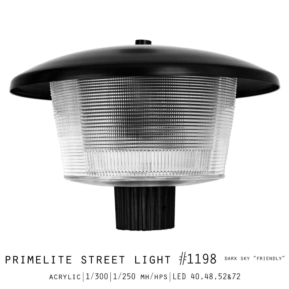 Primelite Street Light #1198