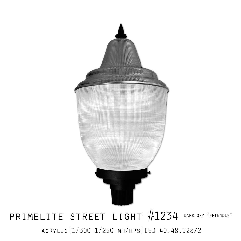 Primelite Street Light #1234