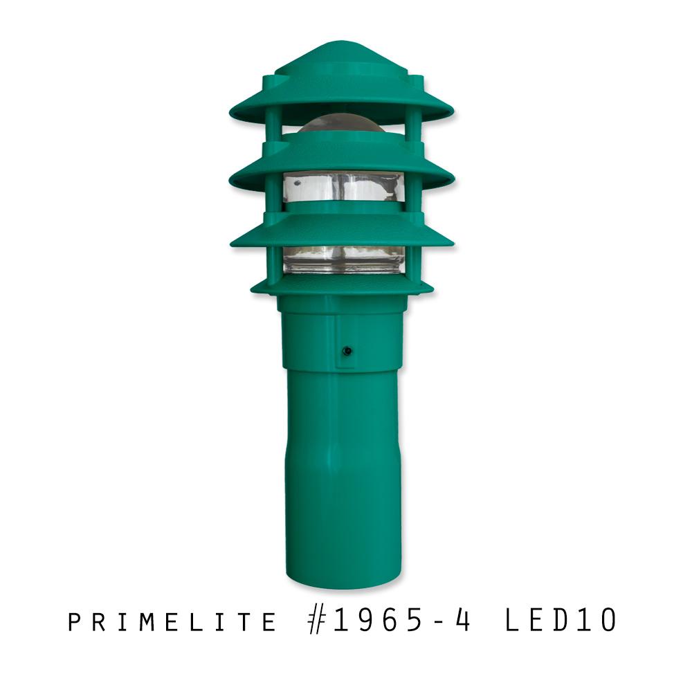 Primelite Garden Light #1965-4 LED10