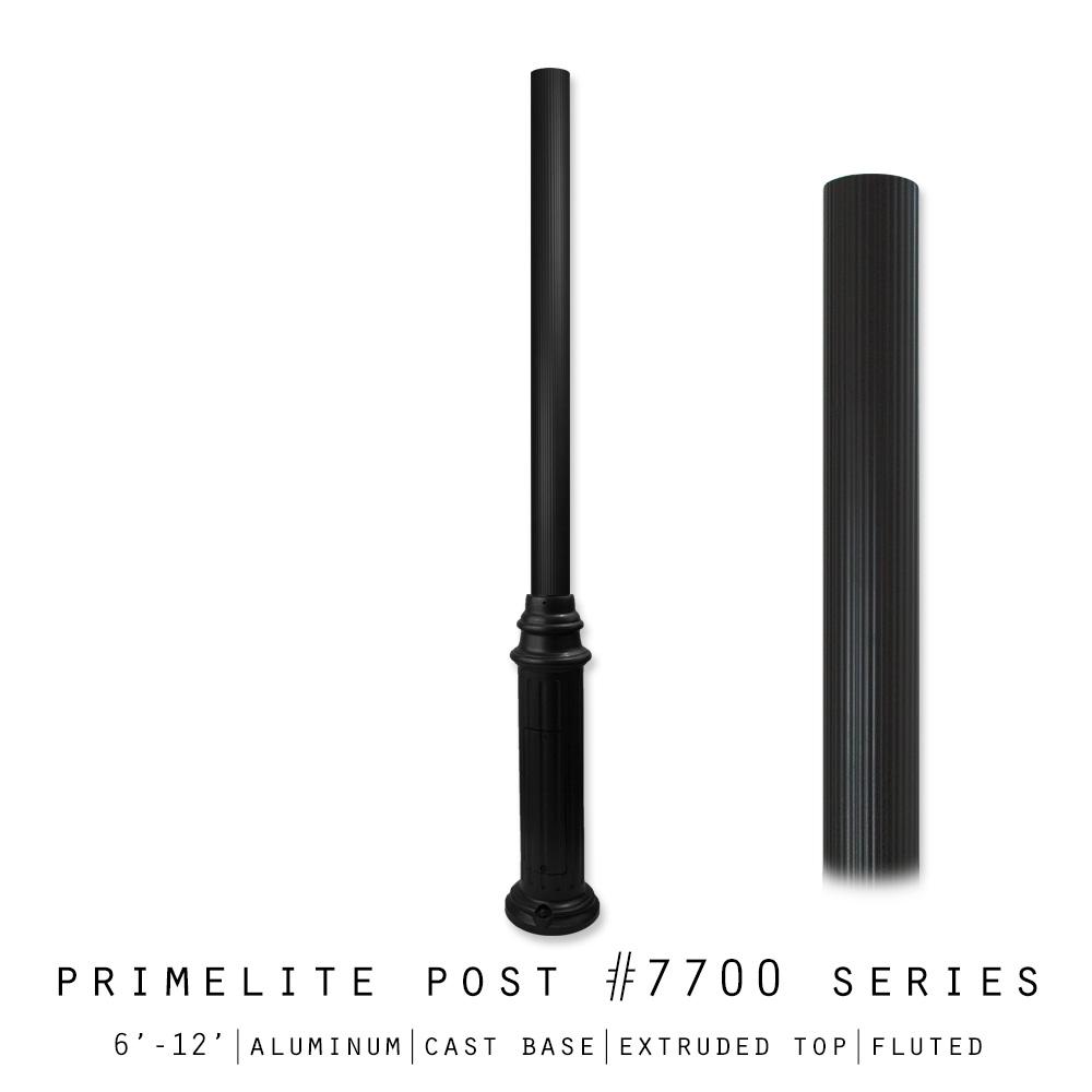 Cast Aluminum Post #7700 Series