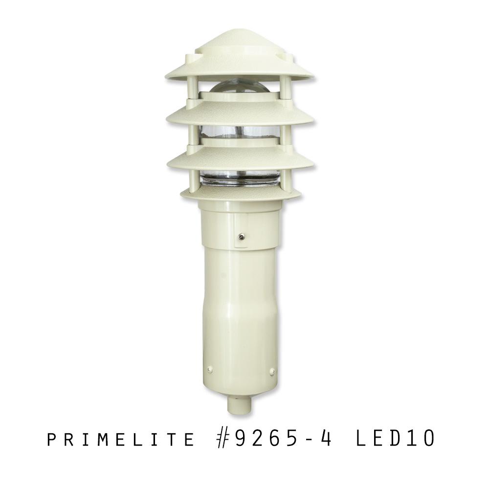 Primelite Garden Light #9265-4 LED10