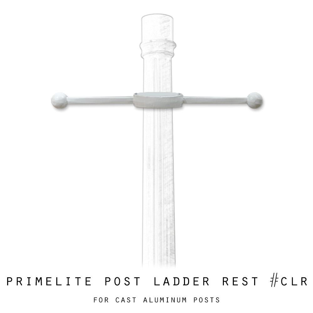 Post Ladder Rest #CLR