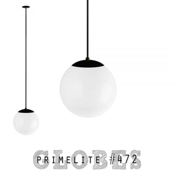 "12"" Globe Pendant"