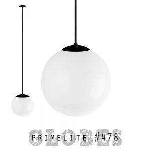"""18"""" Polyethylene globe"""