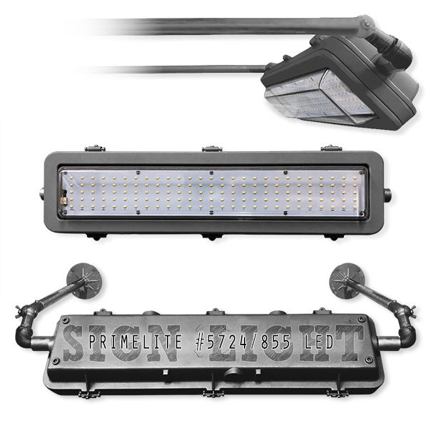 sign light #5724-855-LED