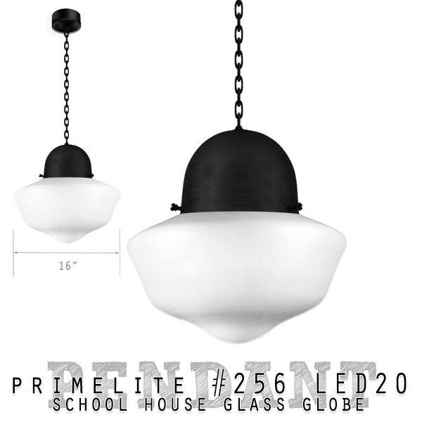 schoolhouse light #256 LED20
