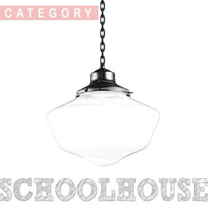 School House Pendants