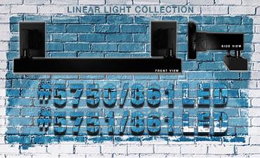 Linear Light #5750/861