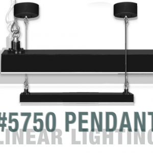 Linear Light Pendant #57850 LED