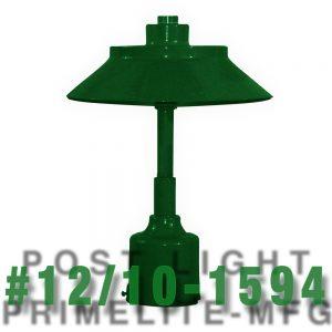 post light #12/10-12594