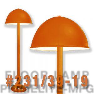 floor Lamp #231/39-19